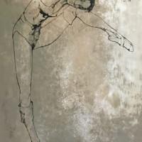 Արաբեսկ | Arabesque | Վիմագրություն | Lithographie | 76x56 cm | 1969