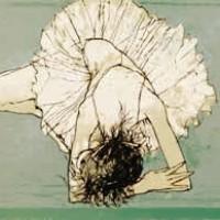 Կորոլա | La Corolle | Վիմագրություն | Lithographie | 26×32 cm | 1995