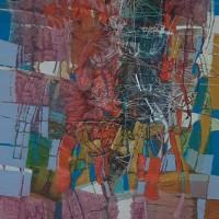 Անվերնագիր | Untitled | Կտավ, յուղաներկ | oil on canvas | 80×45 cm | 2019