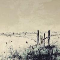 Անդին | Hors | Վիմագրություն | Lithographie | 54x76 cm | 1999