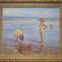 Կտավ, յուղաներկ | Oil on canvas | 36× 45 cm