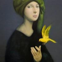 Կտավ, յուղաներկ | Oil on canvas | 81×60 cm