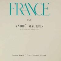 Անդրե Մորուա - Ֆրանսիա | André Maurois - France | Նկարազարդումները` Գառզուի | Illustrations de Carzou | 1959