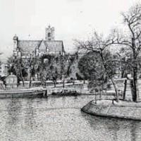 Սեն Ժերվե | Saint-Gervais | Վիմագրություն | Lithographie | 41x56 cm | 1986