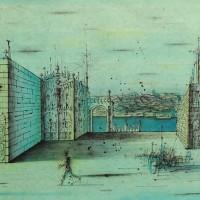 Հյուսիսային համաստեղություն | Septentrion | Վիմագրություն | Lithographie | 54x75.5 cm | 1980