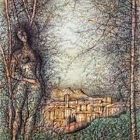 Վենս | Vence | Վիմագրություն | Lithographie | 80x57 cm | 1989
