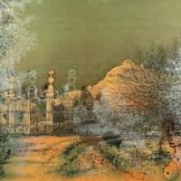 Ռոմանտիկ դարպասները II | Le portail romantique II | Վիմագրություն | Lithographie | 54x75 cm | 1981