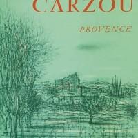 Անդրե Վերդե - Պրովանս | André Verdet - Provence | Նկարազարդումները` Գառզուի | Illustrations de Carzou | 1966