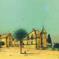 Նյովսելի ամրոցը | Le château de Neuvecelle |Պատրանքների պալատը | Le palais des mirages Վիմագրություն | Lithographie | 56x76 cm | 1990Պատրանքների պալատը | Le palais des mirages Վիմագրություն | Lithographie | Վիմագրություն | Lithographie | 56x75.5 cm | 1983