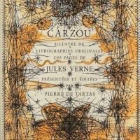 Ժյուլ Վեռն - Երկրից մինչև Լուսին | Jules Vernes - De la Terre à la Lune | Նկարազարդումները` Գառզուի | Illustrations de Carzou | 1970